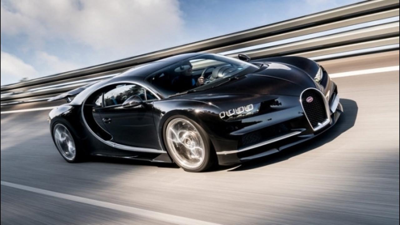 [Copertina] - The Grand Tour, a 448 km/h con la Bugatti Chiron [VIDEO]