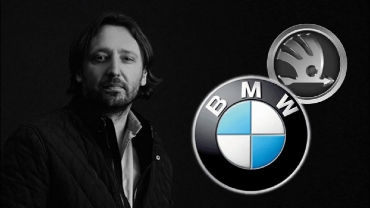 """[Copertina] - BMW """"ruba"""" a Skoda il capo del design"""