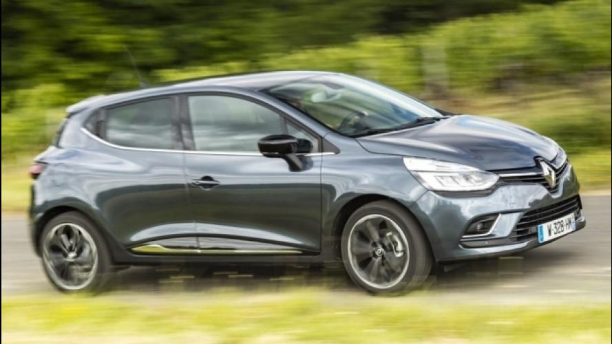 Renault Clio Energy TCe 90 GPL ZEN, il gas mette il turbo