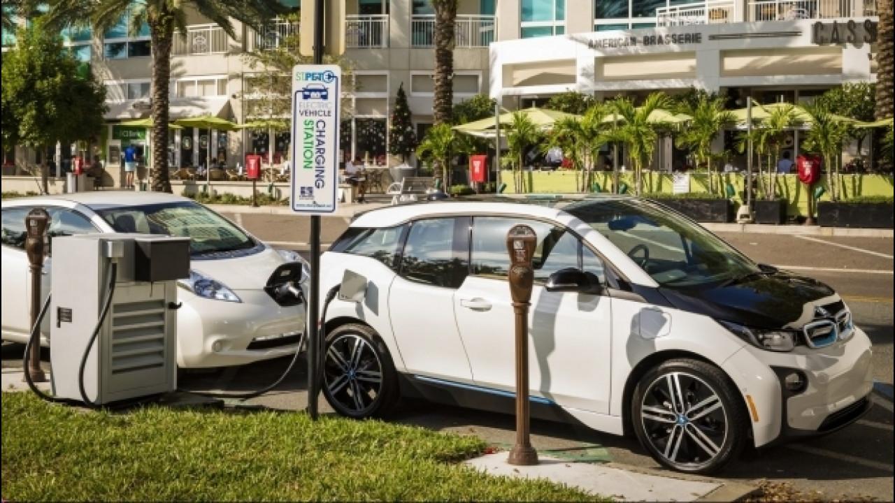 [Copertina] - BMW e Nissan (ancora) insieme per la ricarica rapida negli USA