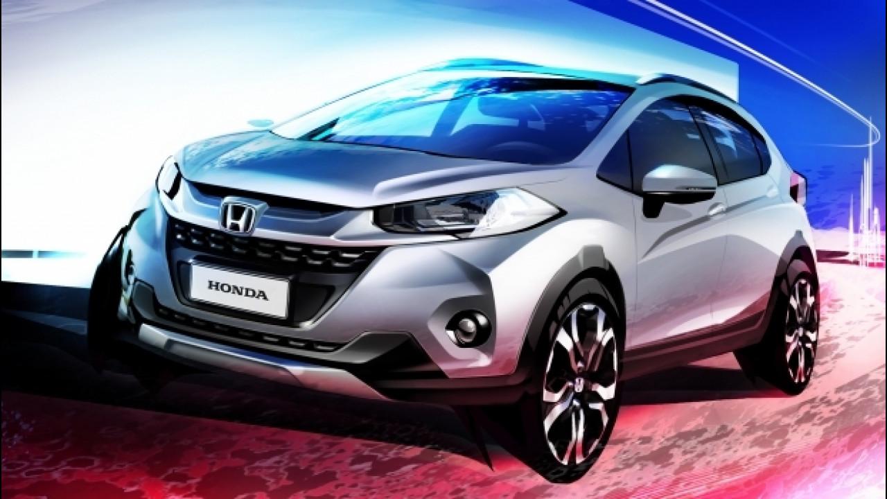 [Copertina] - Honda WR-V, il SUV per il Brasile