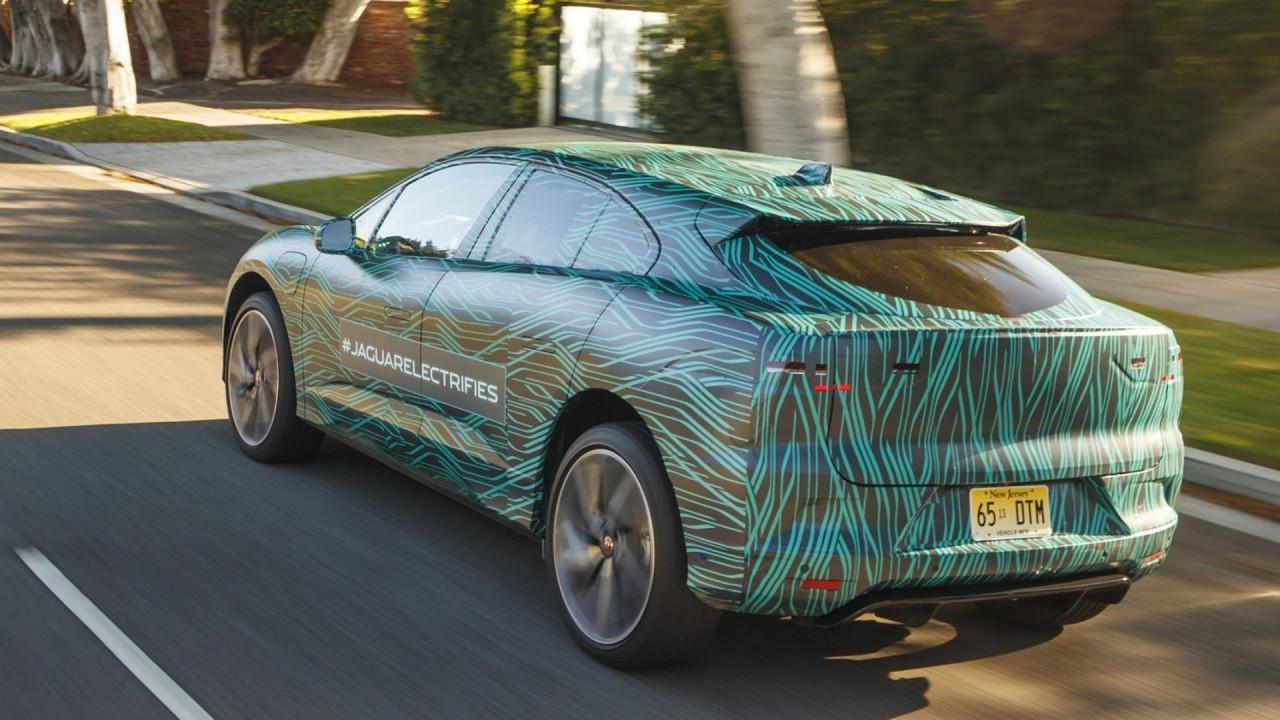 [Copertina] - Jaguar I-Pace, prezzi a partire da 82.000 euro
