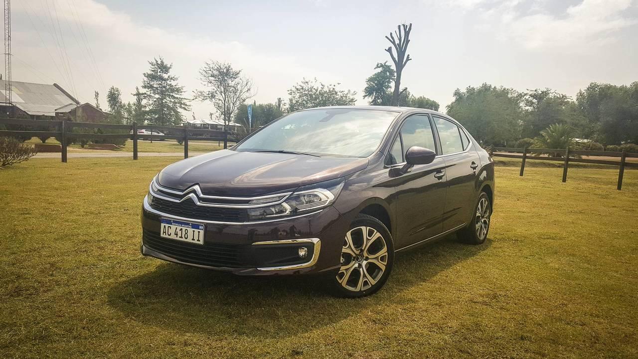 Citroën C4 Lounge - Lançamento