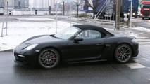 Porsche 718 Boxster Spyder Spy Shots