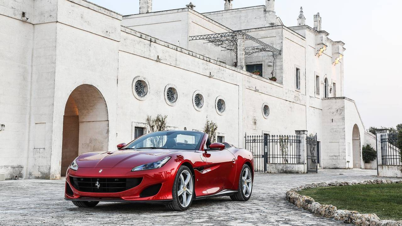 2018 Ferrari Portofino First Drive