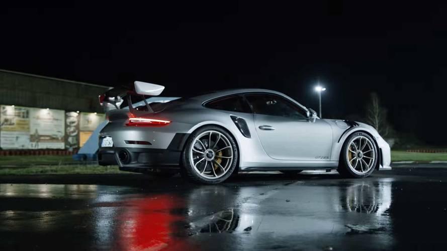 Porsche Top 5 Teaser Photos
