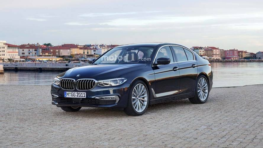 Next-Gen BMW 3 Series Renders Show How The New Sedan Might Look