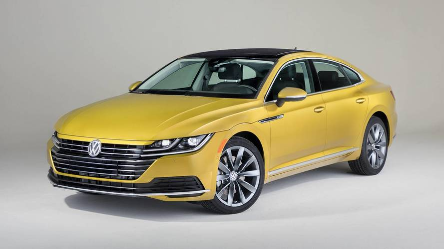 VW Arteon Available With Giant Discounts Approaching $9,000