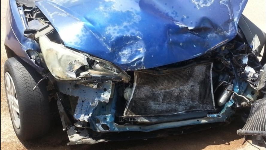 Incidenti d'auto, le polemiche sui dati Istat 2015