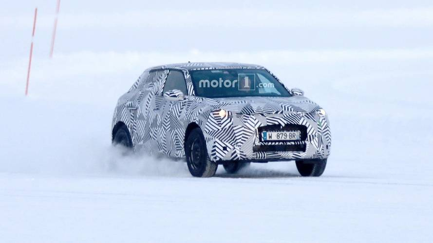 DS3 Crossback spy photos