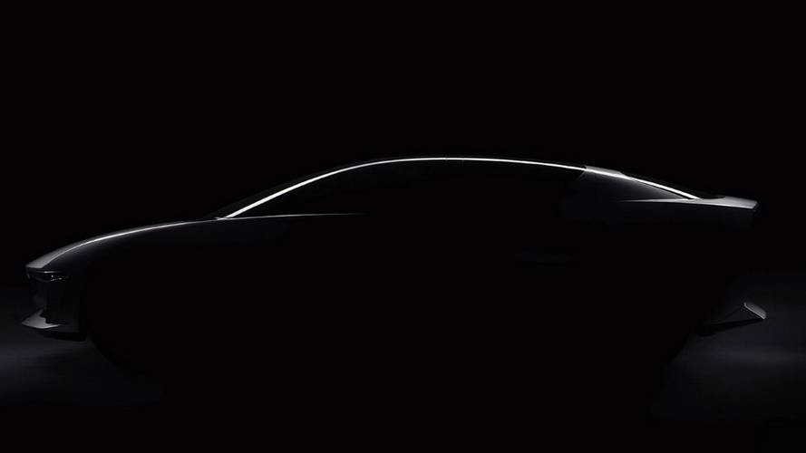 Giorgetto Giugiaro Teases Electric Sedan Concept Prior To Geneva
