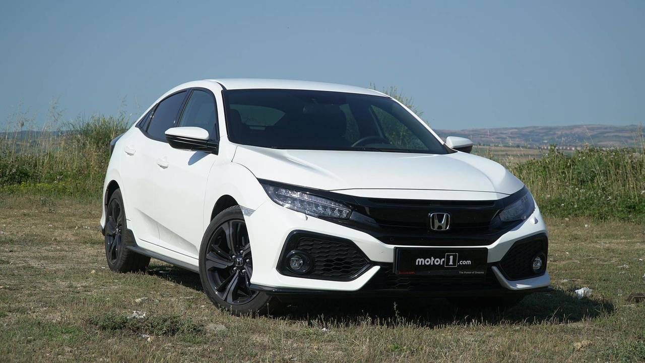 6- Honda Civic
