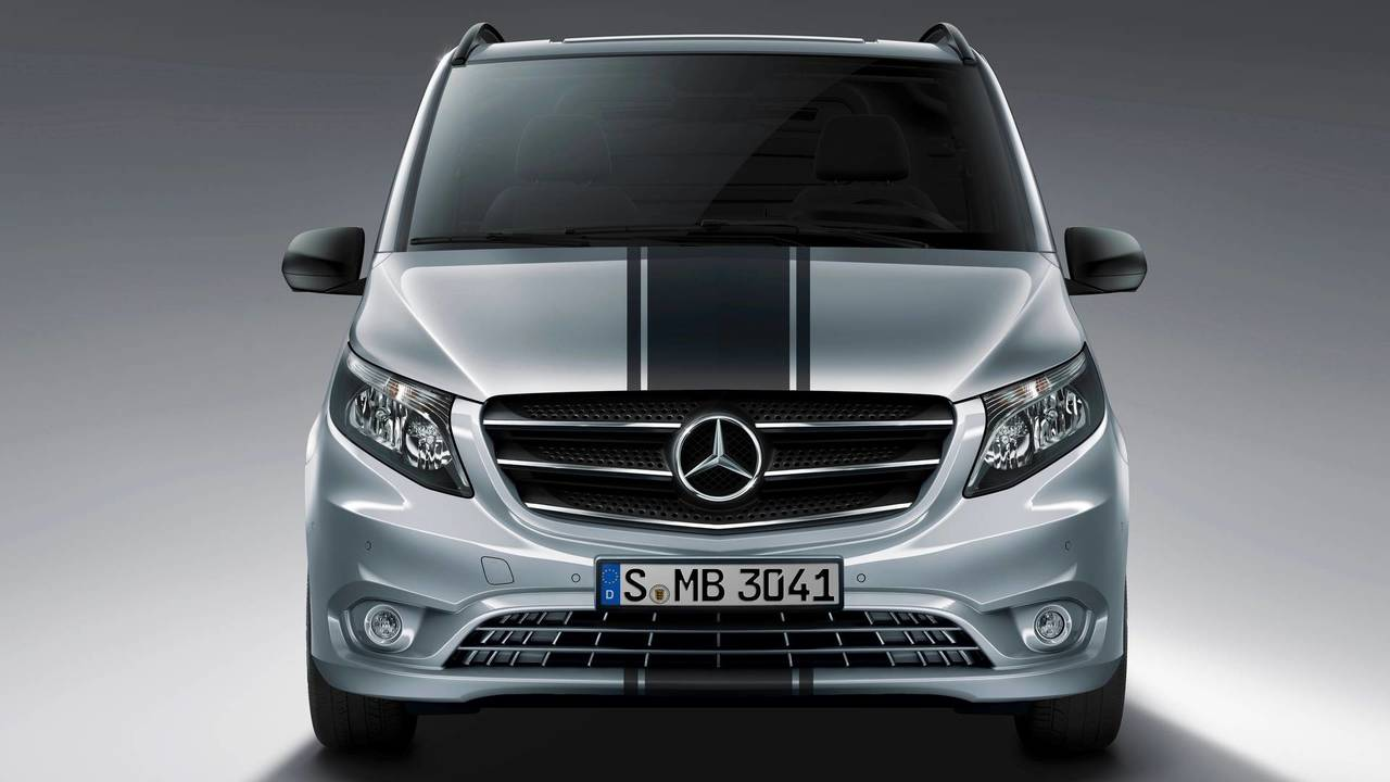 The Mercedes Vito Sport Line Isn T The Amg Van Of Your Dreams