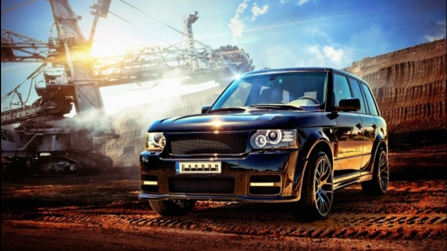 Range Rover project, il tuning anglo-bulgaro