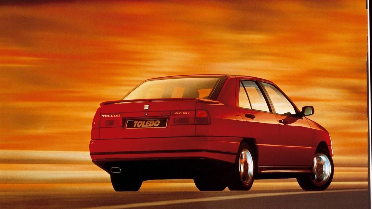 SEAT Toledo, 1991-2009 y 2012-presente