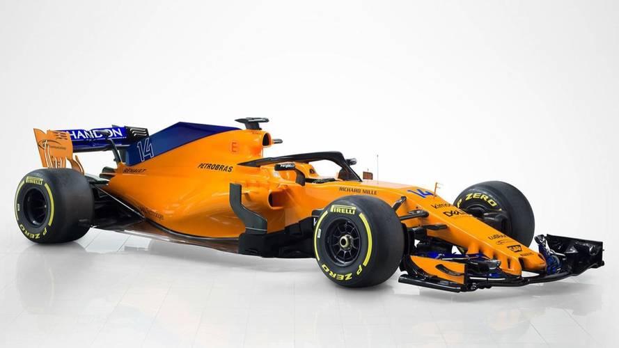McLaren, MLC33 ile turuncuya geri dönüyor