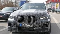 2020 BMW X5 M new spy photos