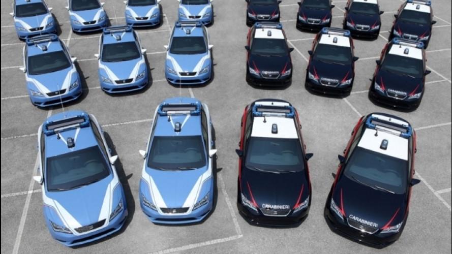 [Copertina] - Polizia e Carabinieri, come scelgono le loro auto