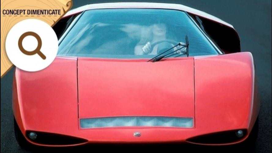 Abarth 2000 Scorpio Concept, la sportiva mai nata