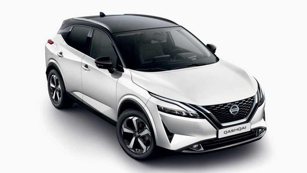 All-New Nissan Qashqai Première Edition - Packshot
