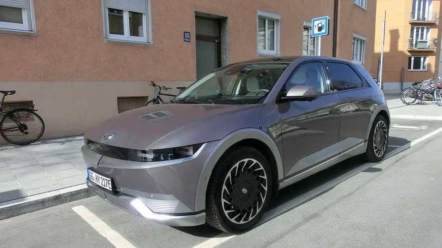 Hyundai Ioniq 5 - premier essai