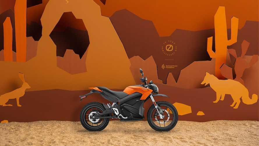 Genap 15 Tahun, Zero Motorcycles Hadirkan DSR Special Edition