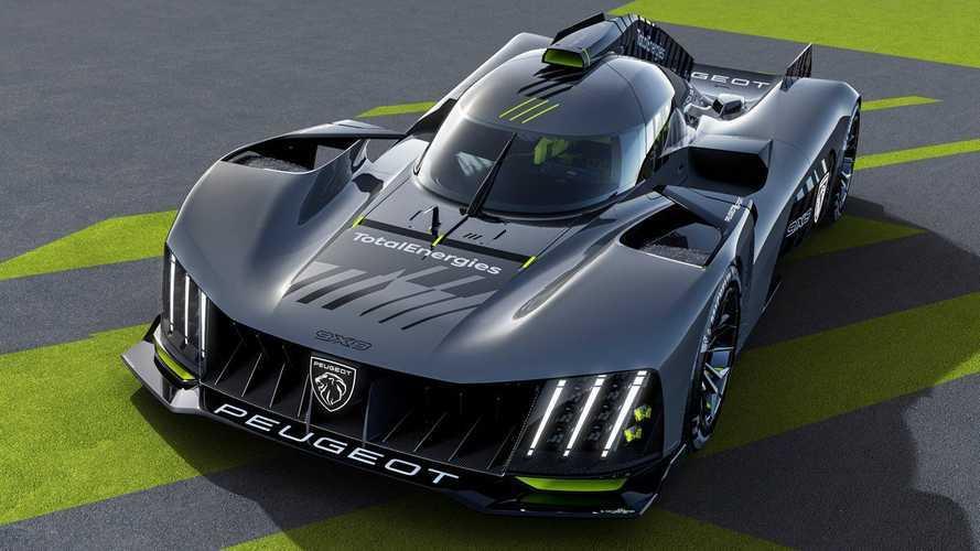 Peugeot desvela el Hypercar 9X8 con el que volverá a Le Mans