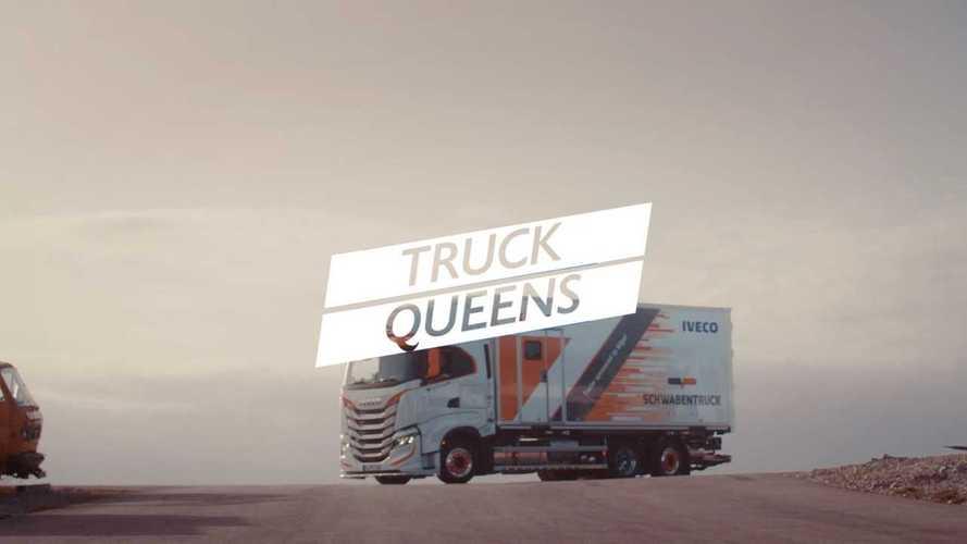 Iveco Truck Queens vince i prestigiosi NC Digital Awards