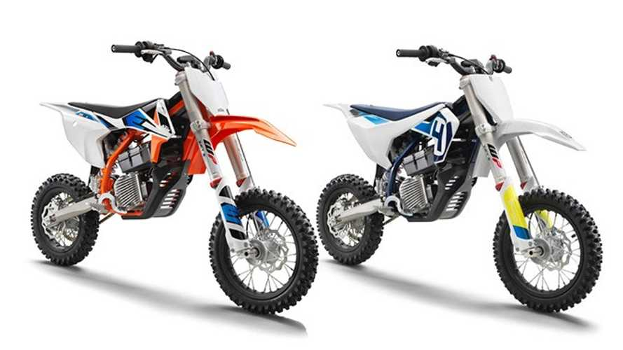 KTM And Husqvarna Recall Kids Electric Bikes