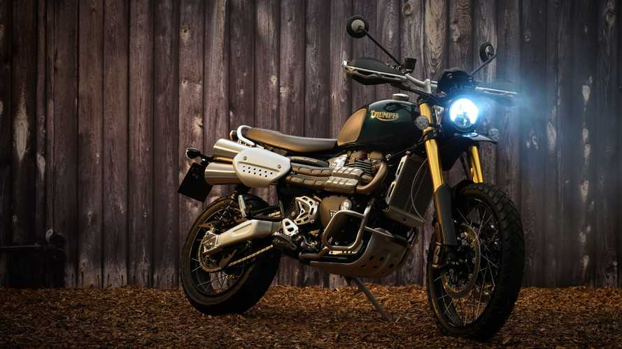 2021 Triumph Scrambler 1200 XC, XE, And Steve McQueen Edition Are Here