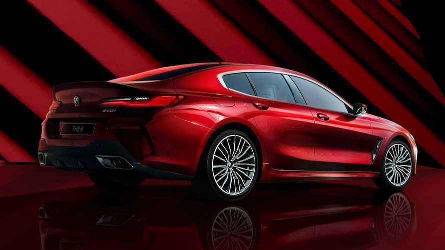 BMW Serie 8 Gran Coupé Collector's Edition, solo para Japón