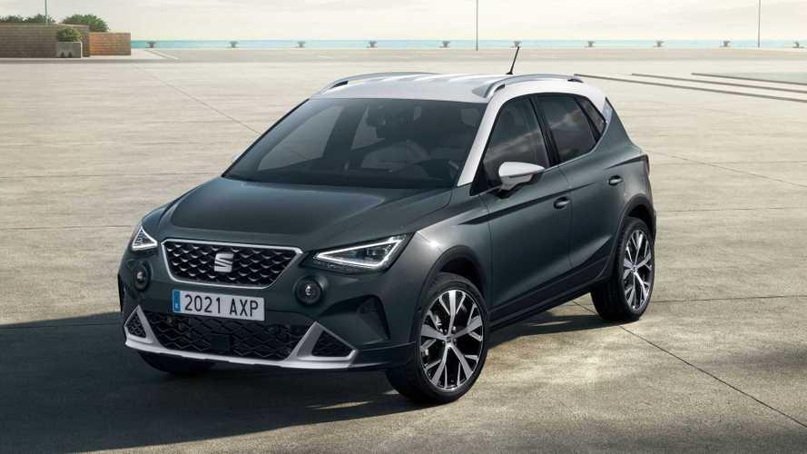 SEAT Arona 2021: restyling con más tecnología para el SUV urbano