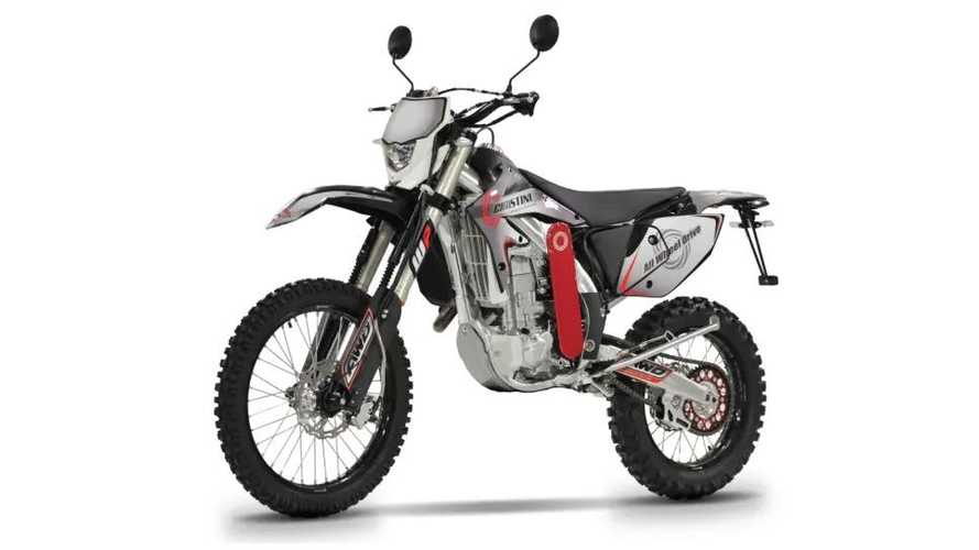Rare All-Wheel-Drive Cristini 450DS Dual Sport Goes To Auction