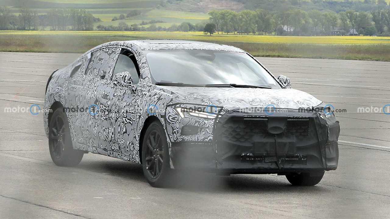 Sucessor do Ford Fusion aparece em testes na Alemanha