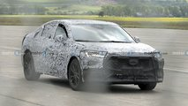 ford fusion mondeo replacement spied