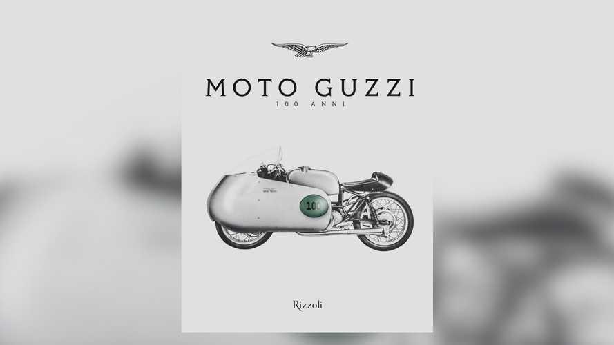 Moto Guzzi Releases Art Book Celebrating Its 100th Anniversary