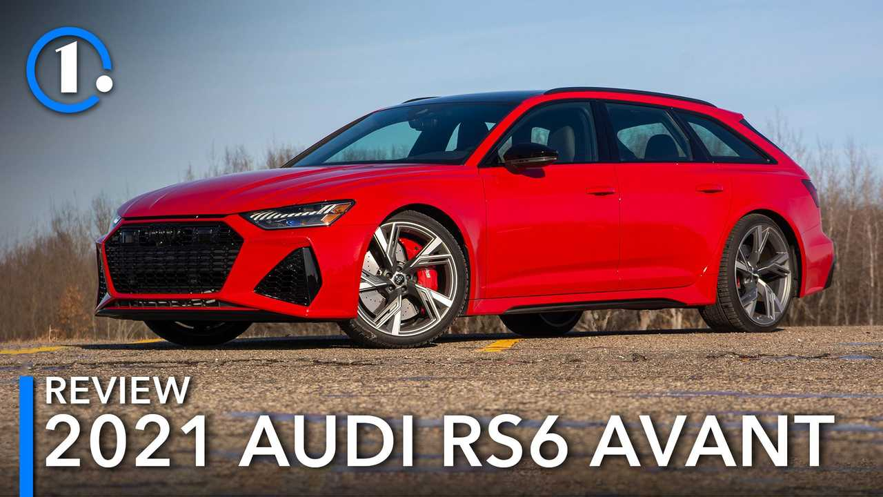 The 2021 Audi RS6 Avant is dynamic and luxurious, but lacks passion.