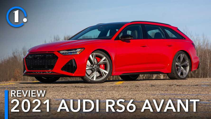 2021 Audi RS6 Avant Review: Everything You Expected
