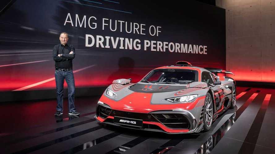 Mercedes-AMG, bu yıl içerisinde yüksek performanslı bir EV tanıtacak