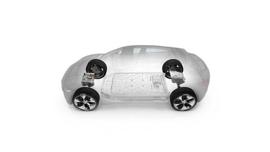 Производитель Jaguar I-Pace сделал электромоторы на 20% экономичнее