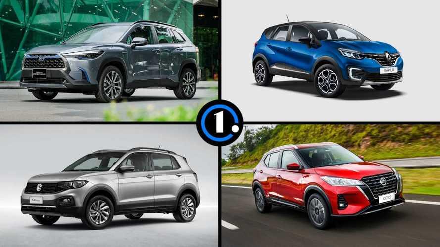 Semama Motor1.com: Novidades Renault, Corolla Cross, novas regras de carros PCD e mais