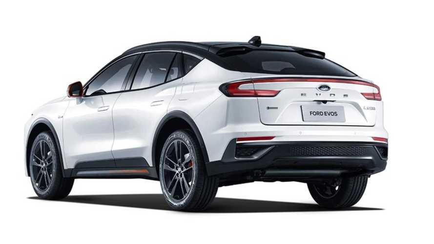 Ford Evos: SUV-perua sucessor do Fusion será exclusivo para China