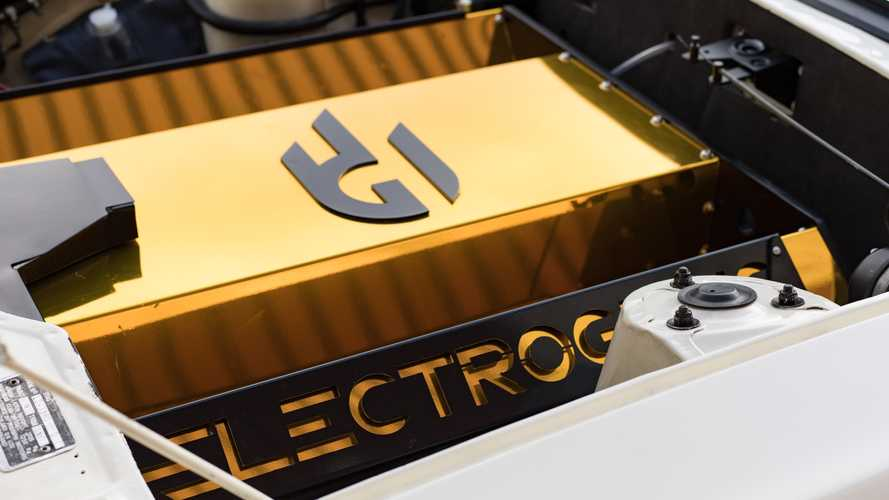 Electrogenic Gives Us The First Electric Morgan – And A Triumph Stag