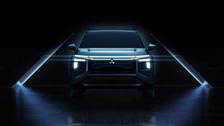 Mitsubishi Airtrek electric SUV concept teased for China