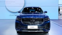geely flagship suv china