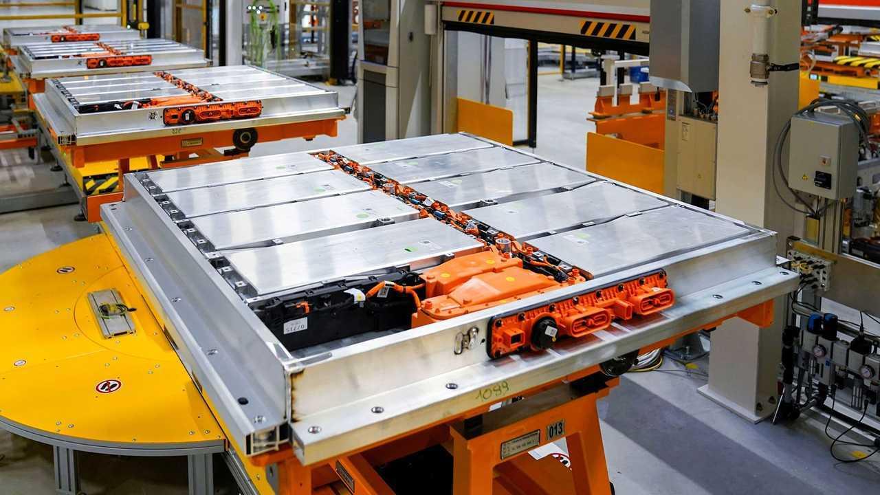 Volkswagen MEB Platformu Batarya Paketi