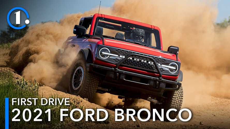 2021 Ford Bronco First Drive Review: Patience, Rewarded
