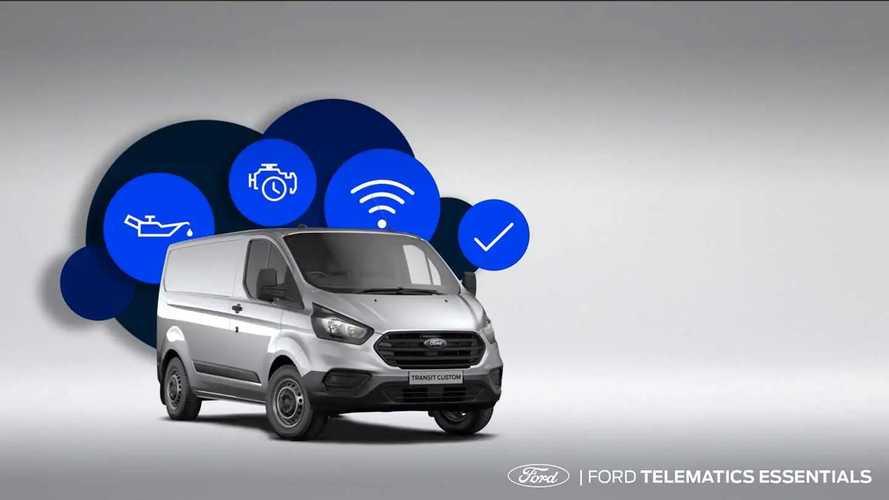 Ford, arrivano i servizi FordEssentials per Transit e  Ranger