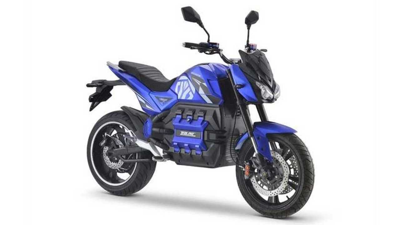 Dayi Motor E-Odin, nueva moto eléctrica china