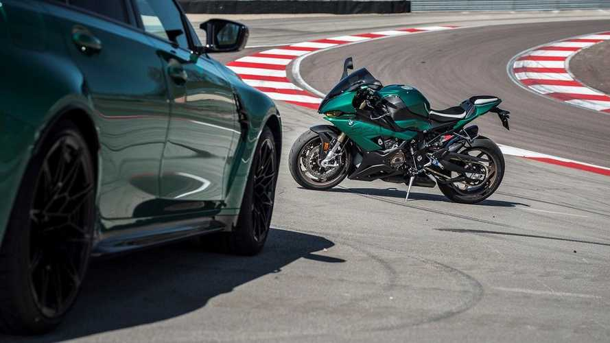 BMW France Releases Ultra-Limited S 1000 RR Isle Of Man Edition